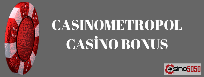 casinometropol bonus