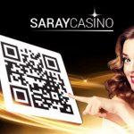 Saraycasino QR Kod Para Yatırma Bonusu