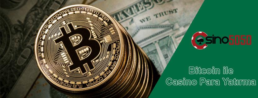 Bitcoin Casino Para Yatırma