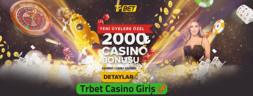 Trbet Casino Güvenli Giriş