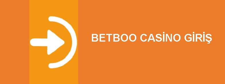 betboo casino giriş