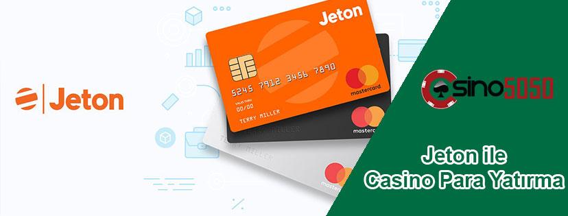 Jeton Casino Para Yatırma ve Para Çekme
